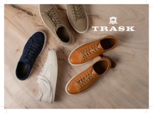 Trask Shoes and Stantt Shirts Trunk